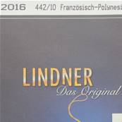 Complement Polynesie Francaise 2016 Lindner T442/10 2016