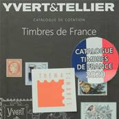 Catalogue de cotation des Timbres de France 2020 Yvert & Tellier 134481