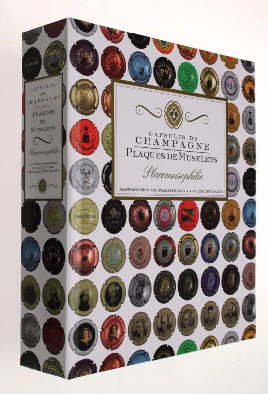 Autres Collections Classeur Lindner Pour Capsule De Champagne Capacite 210 Plaques Pec Nu
