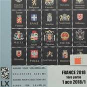 Feuilles 1 ace Luxe France 2018 1er semestre DAVO 37158