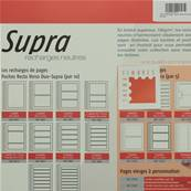 10 recharges Duo Supra 7 bandes Yvert et Tellier 1807