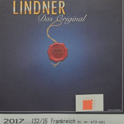 Complement France 2017 LINDNER T T132-16-2017