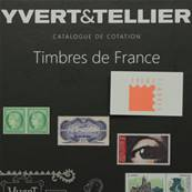 Catalogue de cotation des Timbres de France 2019 Yvert & Tellier 132365
