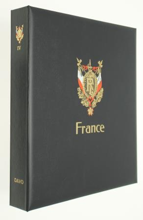 Album Luxe France IV (4) 1984 à 1993 DAVO 3734