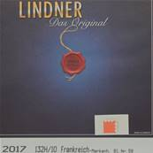 Complement France carnet 2017 LINDNER T T132H-10-2017