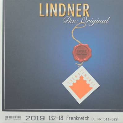 Complement France 2019 LINDNER T T132-18-2019